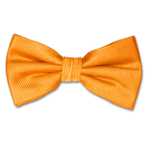 Nœud papillon orange (1)