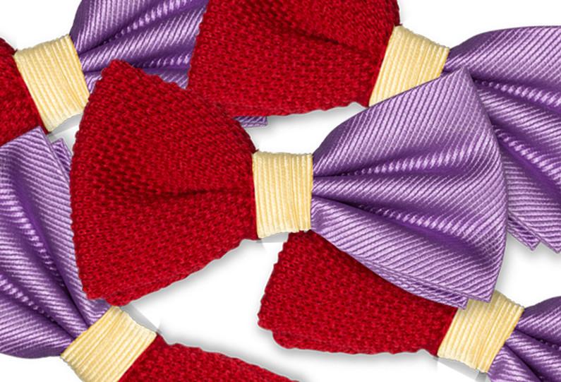 vraie qualité promotion spéciale nouvelle arrivée Le nœud papillon de couleur: comment le porter et le combiner ?