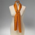Foulard en soie - orange