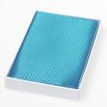 Pochette turquoise