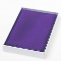 Pochette violet foncé
