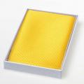 pochette jaune vif